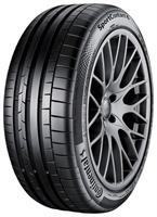 Continental SportContact 6 295/25 ZR21 (96Y)