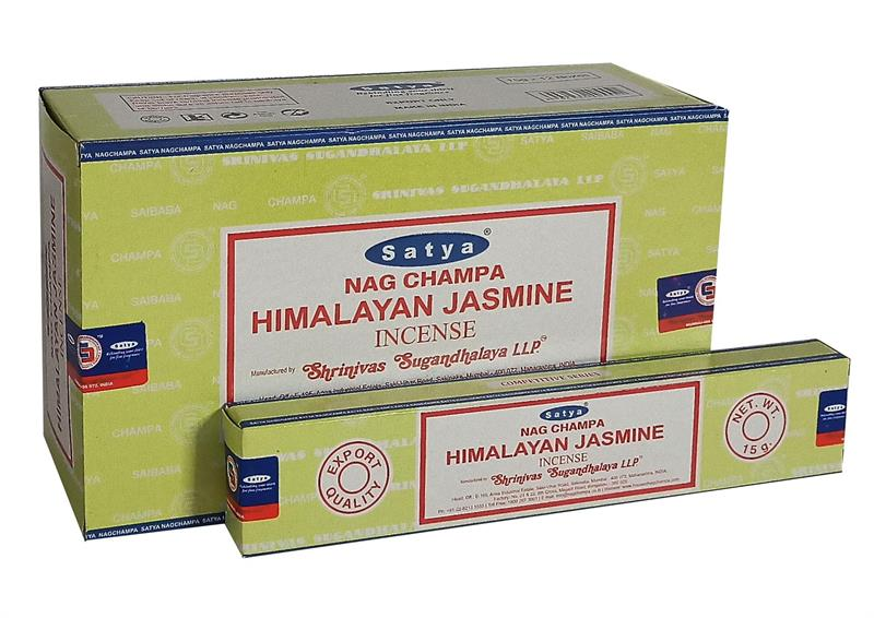 Himalaya Jasmine  Satya rökelse
