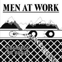 Men At Work-Business As Usual