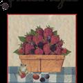 Fruto rojos liten duftpinne 17ml