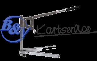 Dekkmaskin Foldbar