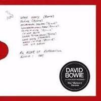 DAVID BOWIE-The Mercury Demos