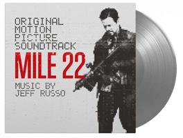 Mile22(Jeff Russo)-Filmmusikk(LTD)