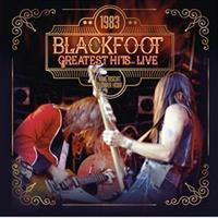 Blackfoot-1983 Greatest Hits..Live