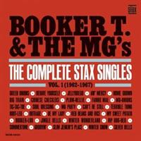 BOOKER T & MG'S Complete Stax Singles Vol.