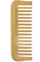 Avril Bamboo Comb Wide Teeth