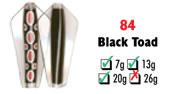 Tasmanian Devil #84 Black Toad 7 gram