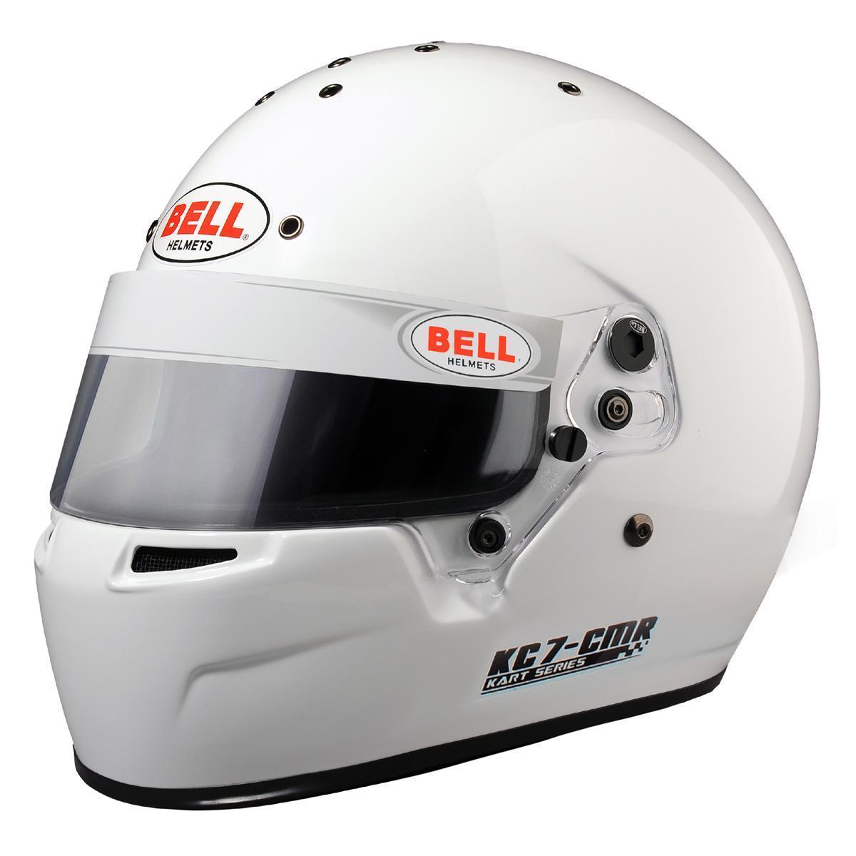 Bell KC7-CMR White 55