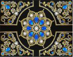 Diamond Painting, Notatblokk 15*21cm (BJ029)