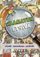 RAAMATUN ETSIVÄ -  LÖYDÄ JEESUKSEN YSTÄVÄT- JOSE PEREZ MONTERO