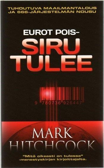EUROT POIS - SIRU TULEE - MARK HITCHCOCK