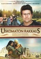 USKOMATON RAKKAUS DVD