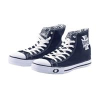 WCC WARRIOR HI-TOPS SHOES NAVY str. 45.
