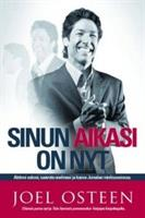 SINUN AIKASI ON NYT - JOEL OSTEEN