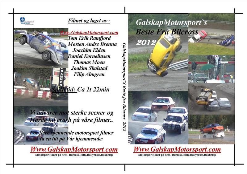 Beste Fra Bilcross 2012