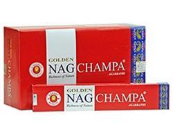 Golden Nag - Champa  (12 pack)