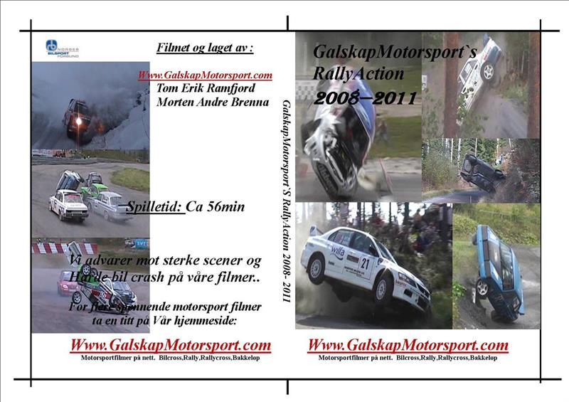 Rally Action 2008-2011