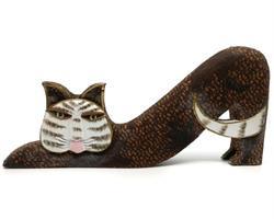 Bali - Katt i tyg (6 pack)