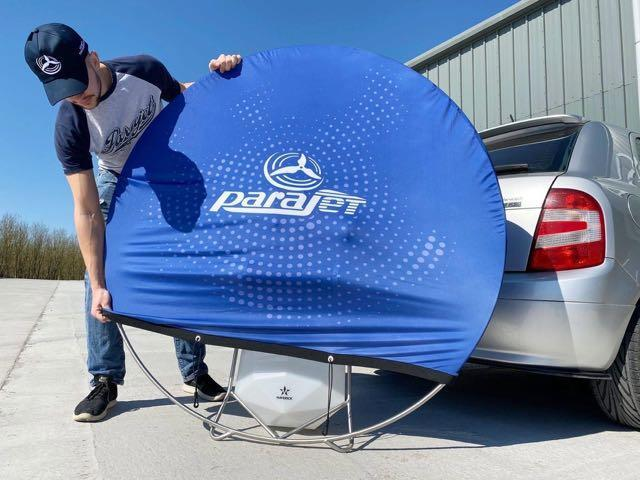 Parajet Paramotor Dust Cover