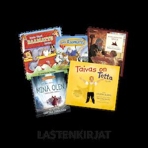 Kristilliset lastenkirjat