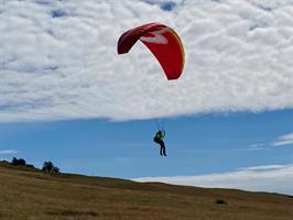 Skärmflyg utbildning  (studentbehörighet)