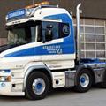Tekno Scania T730 8x4/4 Stangeland med Lowloader (NY) (FB) (NO)