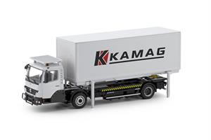 Tonkin MB KAMAG Wiesel white + container