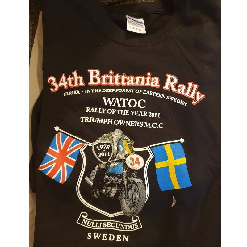 Brittania Rally 2011