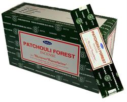 Satya - Patchouli (12 pack)