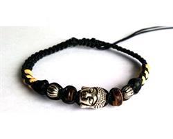 Knytarmband - Buddha mix (12 pack)