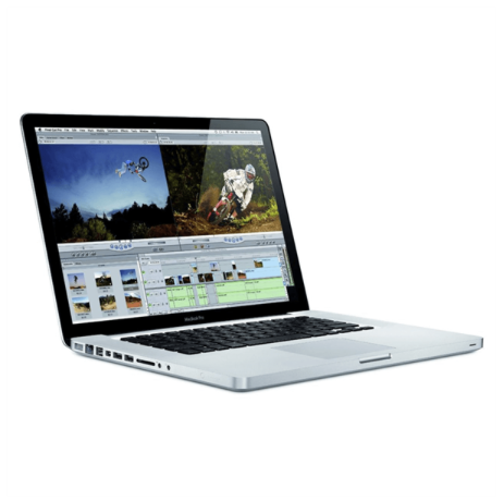 MacBook Pro 15″ A1286 Skjerm Reparasjon
