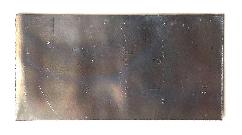 Blyblad 75x150 mm