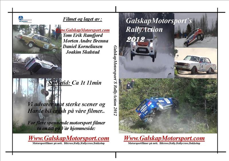 Rally Action 2012