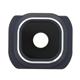 S6 Kamera Glass m/ramme - Mørk Blå