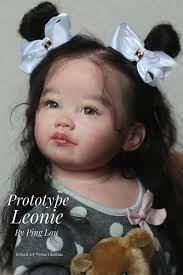 Leonie Toddler kit av Ping Lau 32""