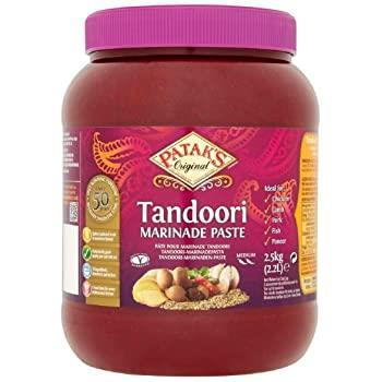 Patak Tandoori Paste 2x2,5kg