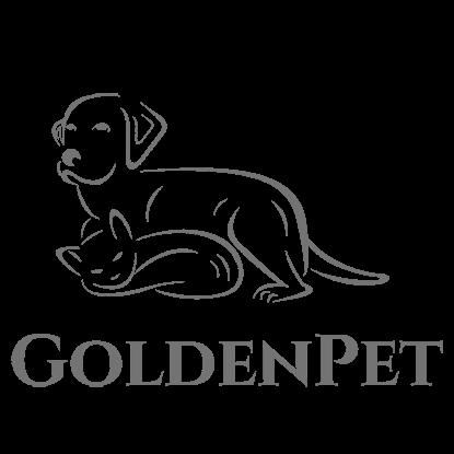 GoldenPet logo transp. 1