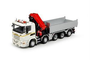 Tekno 9850 Scania 10x4/6 Hagedorn