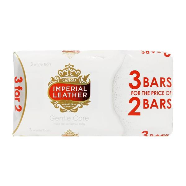 Imperial Leather Soap Original 3x100g * 12