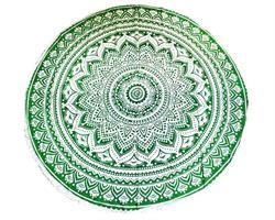 Beachroundie - Lotus grön (3 pack)