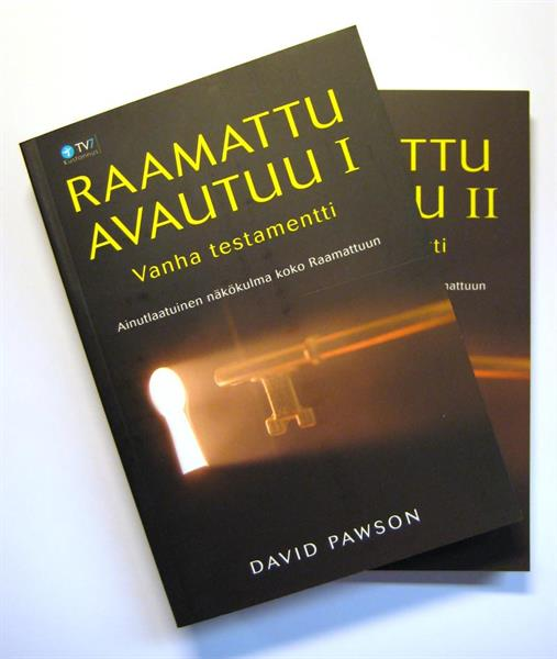 RAAMATTU AVAUTUU I & II -DAVID PAWSON