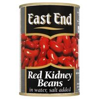 East End Red Kidney Beans Tin 12x400g