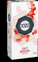 Jozo Husholdnings Salt Med Jod (Rød) 10x1kg