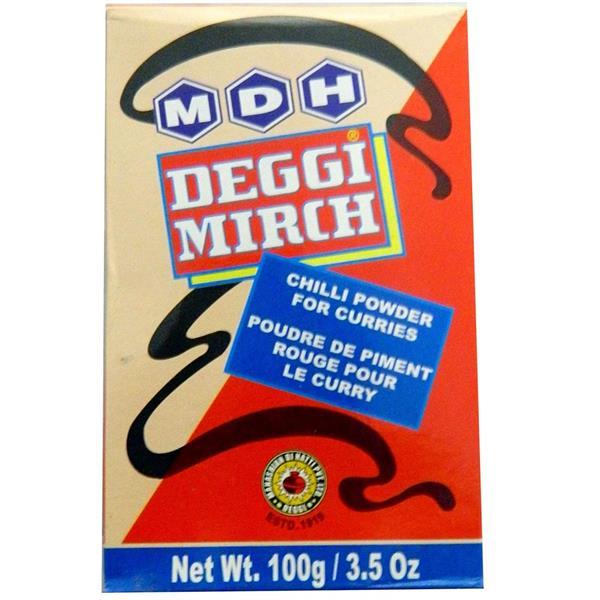 MDH Deggi Mirch 10x100g