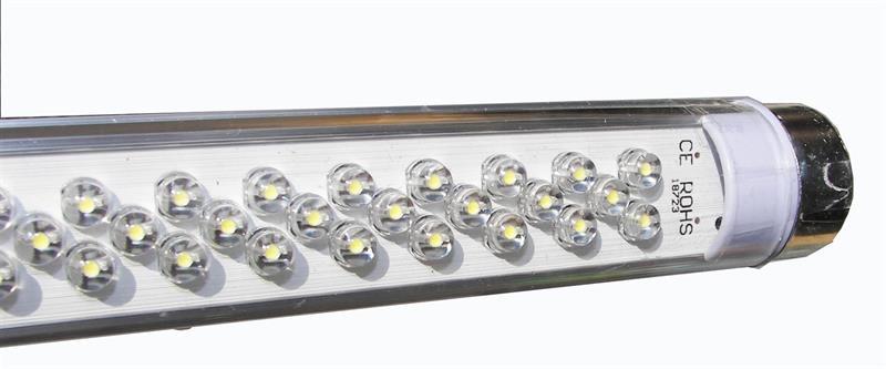25 Pack, LED Lysrör 120 cm med 324 led