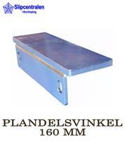 PLANDELSVINKEL 160 MM