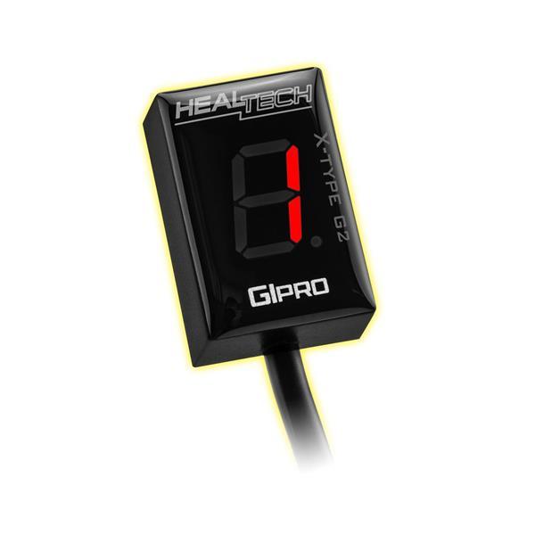 GIpro X-type G2 girindikator, Rød-GPX-U01