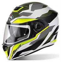 Airoh Storm Full Face Helmet - Soldier-XS