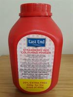 East End Strawberry Red Powder 1x500g