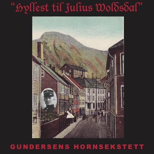 Hyllest til Julius Woldsdal